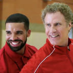 See Drake, Will Ferrell as 'Handshake Coaches' in NBA Awards Sketch