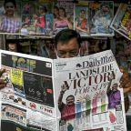 Election triumph gives Rajapaksa brothers a tighter grip on Sri Lanka