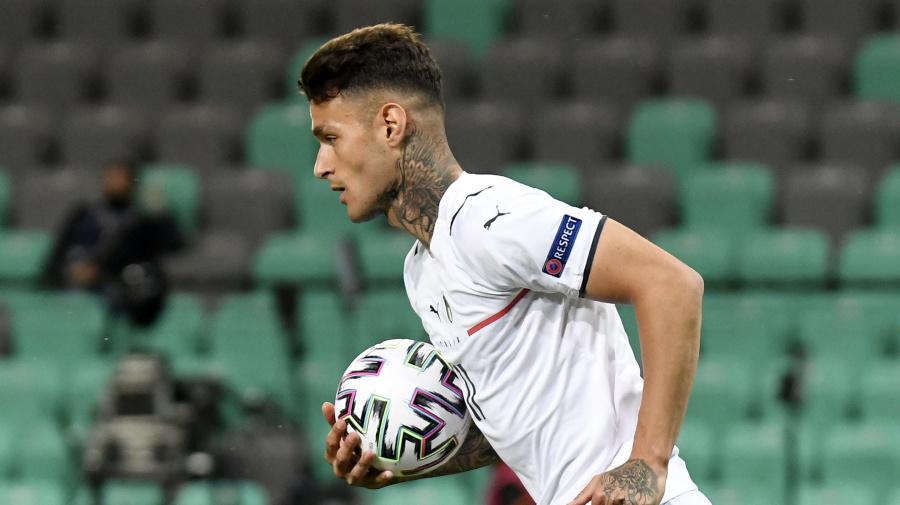 L'Inter valuta le uscite in attacco e pensa alle entrate: occhi su Scamacca