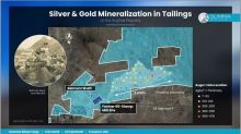 Summa Silver Samples Extensive Silver and Gold Mineralization in Tailings at the Hughes Property, NV