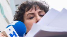 El Fórum de Política Feminista pide al Gobierno que indulte a María Salmeron