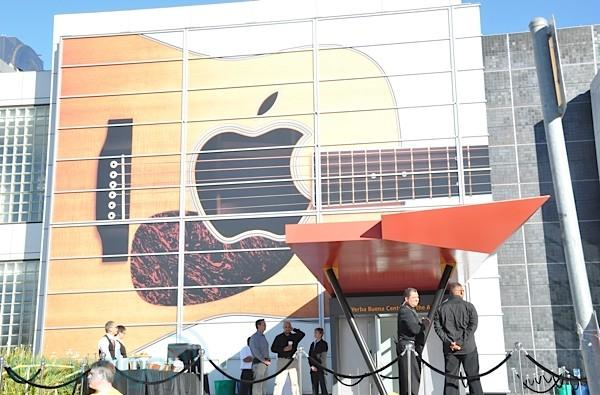 Live from Apple's fall 2010 event