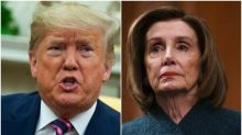 Twitter Bites Back After Trump's Dig About Nancy Pelosi's Teeth 'Falling Out'
