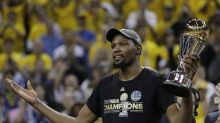 Like LeBron James, Kevin Durant doesn't believe he's on a super-team