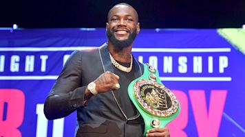 Candid Wilder doesn't pull his punches