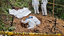 Mass grave of victims 'killed in violent exorcism' linked to religious cult in Panama