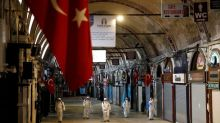 Coronavirus stokes tensions between Erdogan and Istanbul's mayor