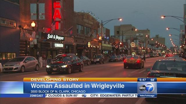 Police search for suspect in Wrigleyville sex assault