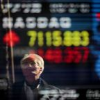 Asian markets edge up as investor sentiment calms