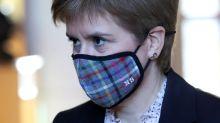 Scots face severe limits on travel under Sturgeon's five-tier lockdown plan
