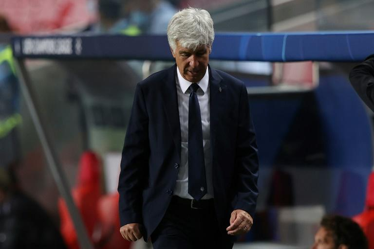 Gasperini feels 'great regret' after Champions League dream crashes down