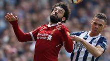 Foot - ANG - Angleterre : Liverpool plie à West Bromwich, Mohamed Salah égale le record de buts en Premier League