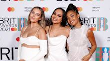 Little Mix's Perrie Edwards and Leigh-Anne Pinnock shared pregnancy news in tearful call