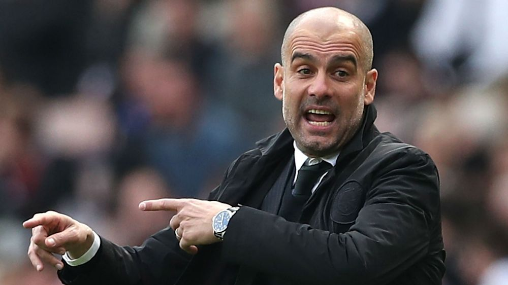 Home games will show whether we deserve top four – Guardiola