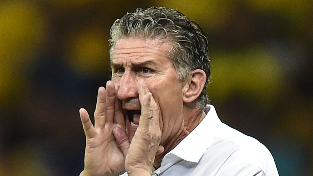 Saudi Arabia replace Van Marwijk with Bauza despite World Cup qualification