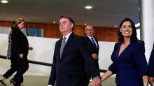Brasil: esposa de Bolsonaro tiene COVID-19