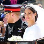 Twitter Analyzed Meghan Markle's Wedding Photo Smile And It's Hilarious