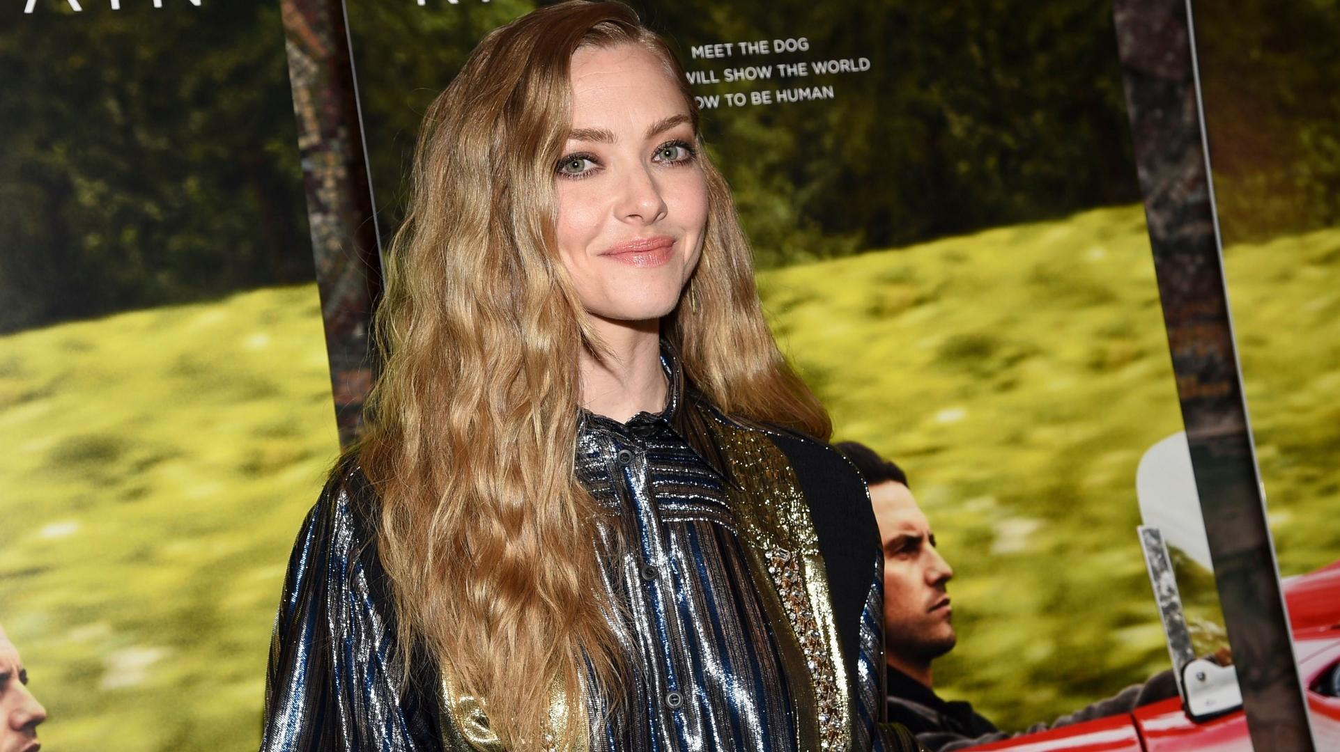 Amanda Seyfried Nude In Time amanda seyfried shares a rare throwback photo showing her