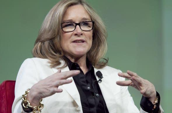 Who is Angela Ahrendts?