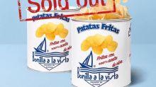油漆桶薯片掀搶購潮 Bonilla a la Vista薯片強調健康 Market Place by Jason有售|超市買呢啲