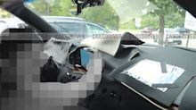 2021 Cadillac Escalade's Interior Spied for Real