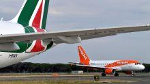 Delta, EasyJet Arein Advanced Talks for Alitalia Revamp