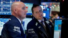 S&P, Dow close higher; Brent falls after hitting $65
