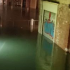 Venice Streets Flood as Near-Record Tides Swamp the City