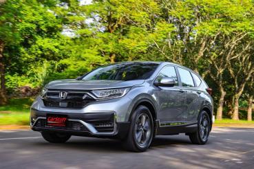 Honda CR-V力壓群雄交車1,753台 國產休旅霸主無可取代!