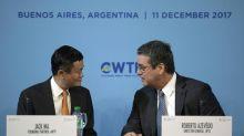 EEUU, UE y Japón se alian contra China en la OMC