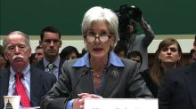 Sebelius on health care law rollout: 'No one indicated it could possibly go this wrong'