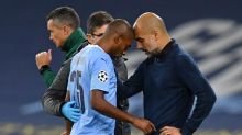 Guardiola says injuries starting to bite for Man City