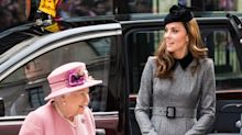Kate Middleton and Queen Elizabeth II melt hearts by sharing a blanket on their joint royal outing: 'Cutest thing ever'