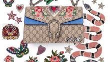 La nuova it-bag di Gucci diventa personalizzabile