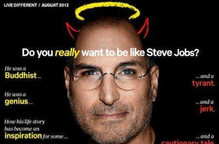 Why entrepreneurs look to Steve Jobs for guidance (and why they shouldn't)