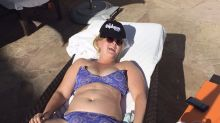 The internet is loving Amy Schumer's National Bikini Day photo