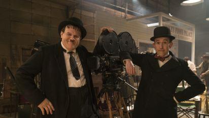 First 'Stan & Ollie' trailer lands
