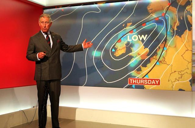 BBC picks new weather partner after 93 years with the Met Office