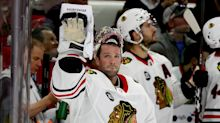 Cam Ward gets some love in return to Carolina, team he won a Cup with