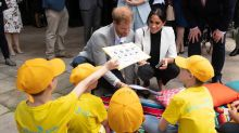 Meghan's royal tour schedule pared back
