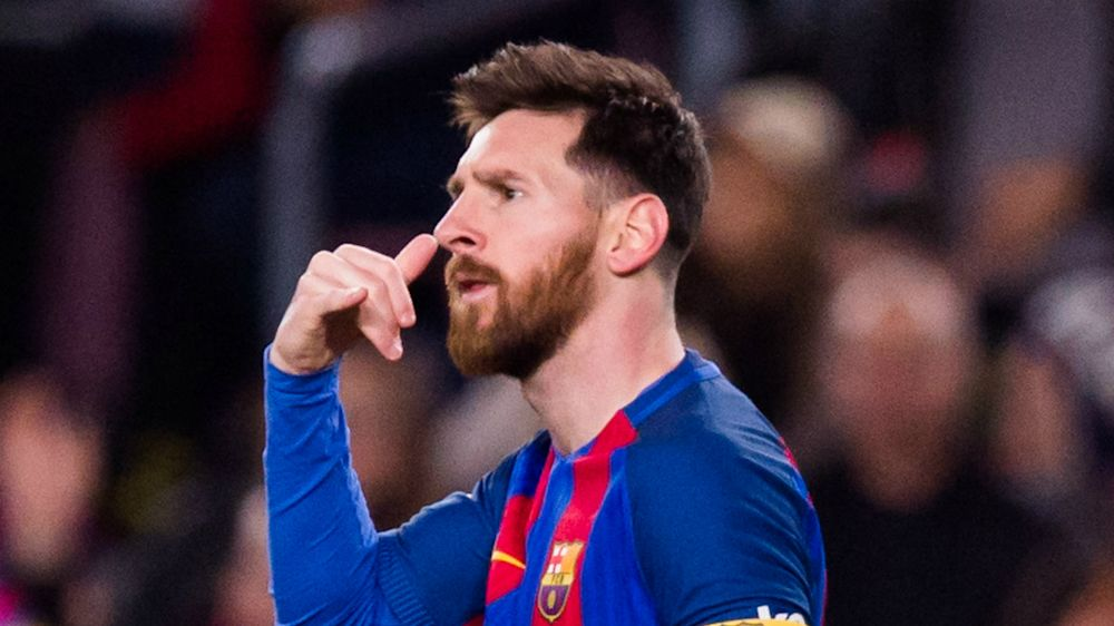 """""""Messi é a excelência dentro e fora de campo"""", afirma presidente do Barcelona"""