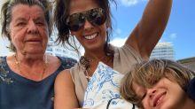 Adriane Galisteu sobre maternidade: 'Aprendi que minha mãe tem sempre razão'