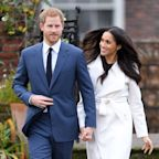Prince Harry and Meghan Markle's new royal titles are revealed