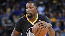 Warriors' Durant returns for game four against Trail Blazers