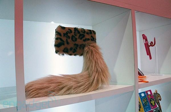 Crapgadget CES, round seven: Because everything looks better in fur