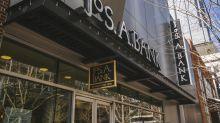 Jos. A. Bank parent's stock plunges amid sales decline, suspension of dividend