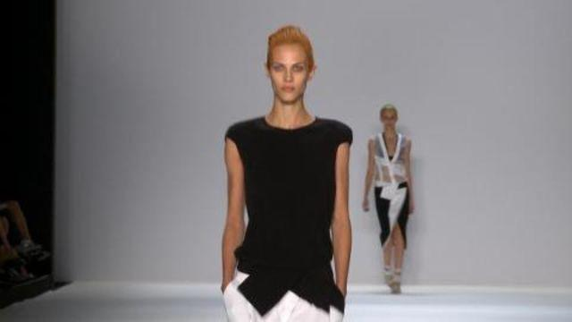 Style.com Fashion Shows - Narciso Rodriguez: Spring 2012 Ready-to-Wear