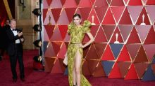 Actress Blanca Blanco does a Chrissy Teigen, shows off her hooha at 2017 Oscars
