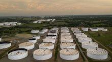 Reservas de petróleo dos EUA caem pela quinta semana consecutiva