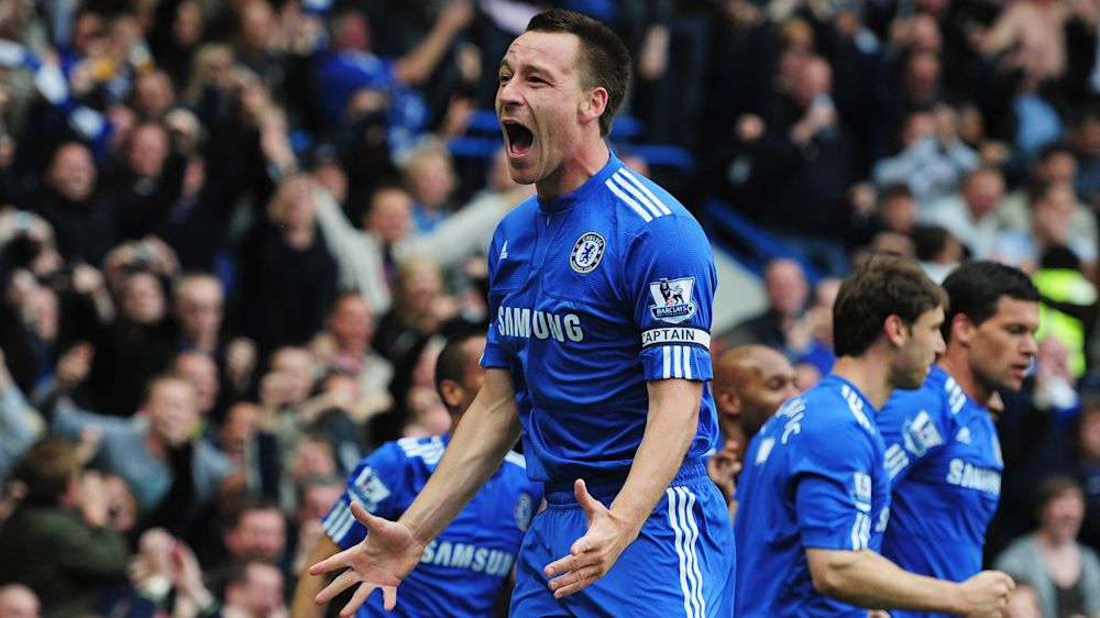 Top-scoring defender and Chelsea's record Premier League appearance-maker - the stats behind Terry's stunning Blues career